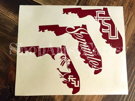 Hey, I found this really awesome Etsy listing at https://www.etsy.com/listing/262386786/fsu-florida-state-university-decal