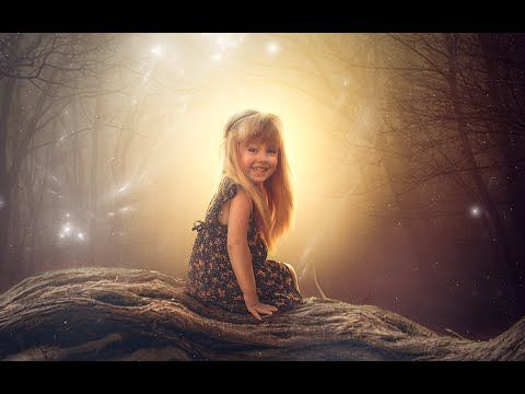 Photoshop Tutorial | How to Photo Manipulation Without Plugins - YouTube