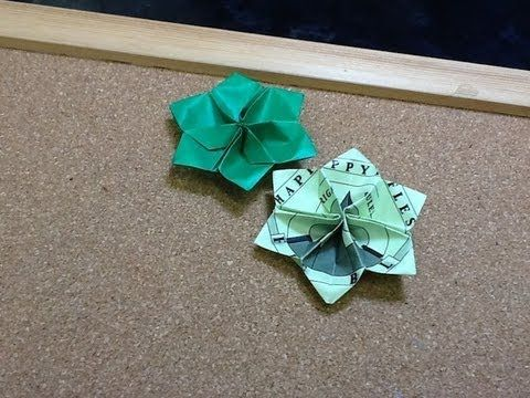 The 270 Best Origami Flowers Images On Pinterest