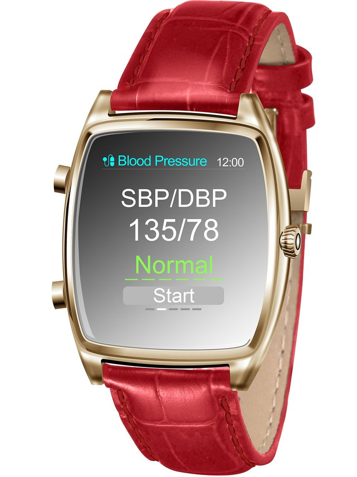 Blood Pressure Wactch,Monitors Heart Rate, Calorie,Activity and Sleep,KESSDER Wristwatch the Best Gift for The Elderly (Red+Gold). Does everything you'd expect in a fitness tracker. Pulse rate, blood pressure, activity and calories burned and more can be viewed on the watch screen, with even more data available on the free app. Includes a smart blood pressure monitor that tracks pressure in real time. And with secure remote access via the smartphone app, family and loved ones can view…