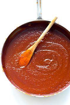 How to Make Authentic Enchilada Sauce   http://foodiecrush.com
