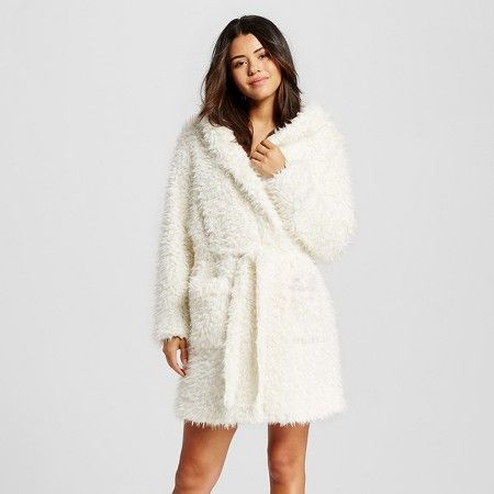 Women's Cozy Robe - Xhilaration™ : Target ------ could buy two to make Wild Things Max costume
