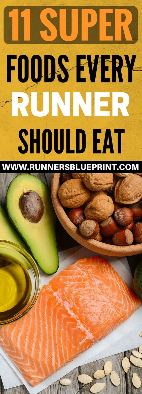 This is a list of the top nutrient-dense foods you can get you hands on.  Most of the foods on the list are high on quality carbohydrates—the stuff your muscles need to fuel for your runs—as well as healthy fats, lean protein, antioxidants, minerals, and vitamins   http://www.runnersblueprint.com/super_foods_runner_should_eat/