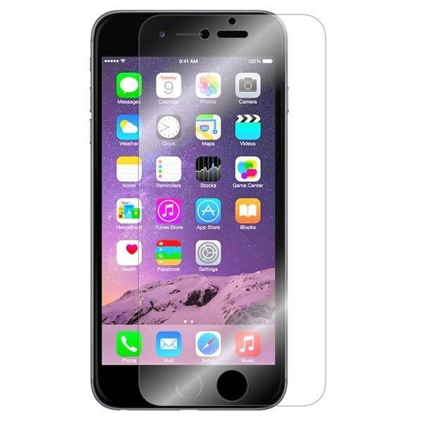 film de protection ecran iphone 6 anti traces et anti reflet ultra clair hd plus d 39 info sur film. Black Bedroom Furniture Sets. Home Design Ideas