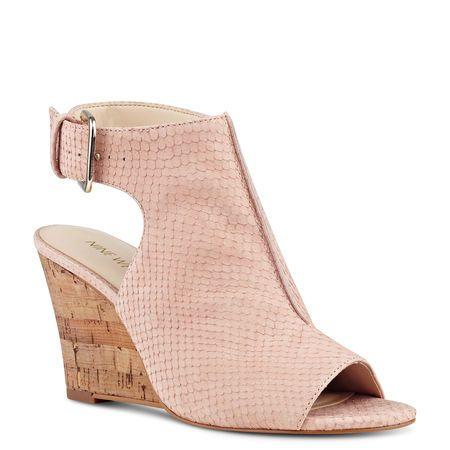 Gorana Wedge Sandals
