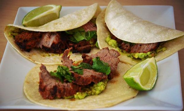 The Best Steak Tacos Ever