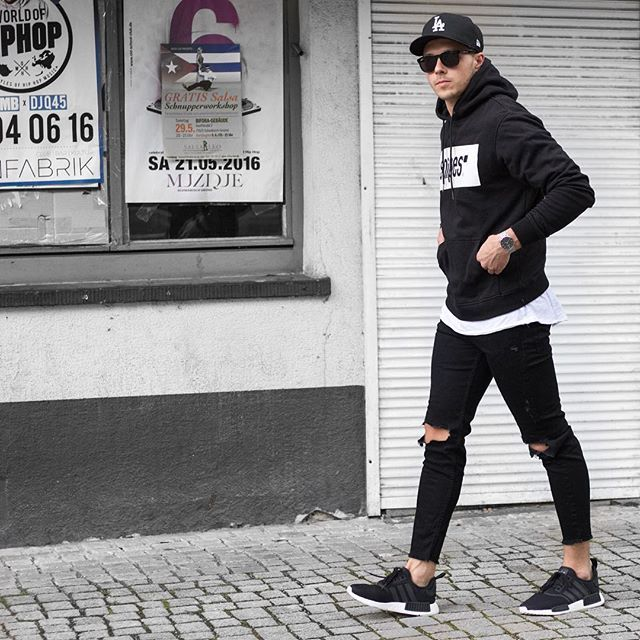 Nmd Outfit