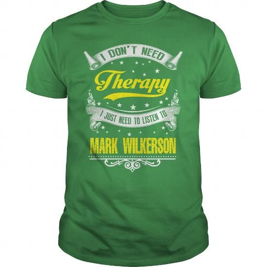 Awesome Tee Mark Wilkerson patricks day 2017 Shirts & Tees