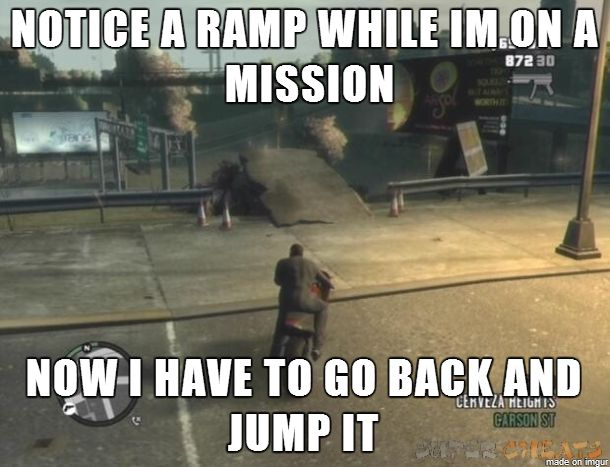 #GTA 4 Fun 2, pretty much for any game ever