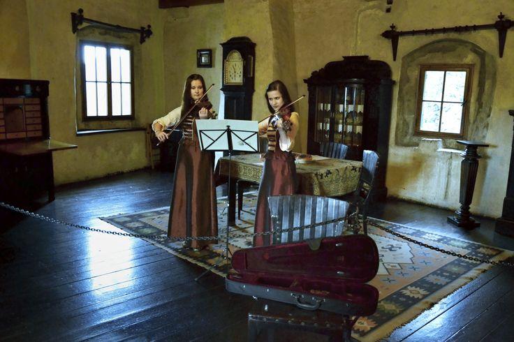 Prehliadka Oravského Zámku * Visiting Orava Castle