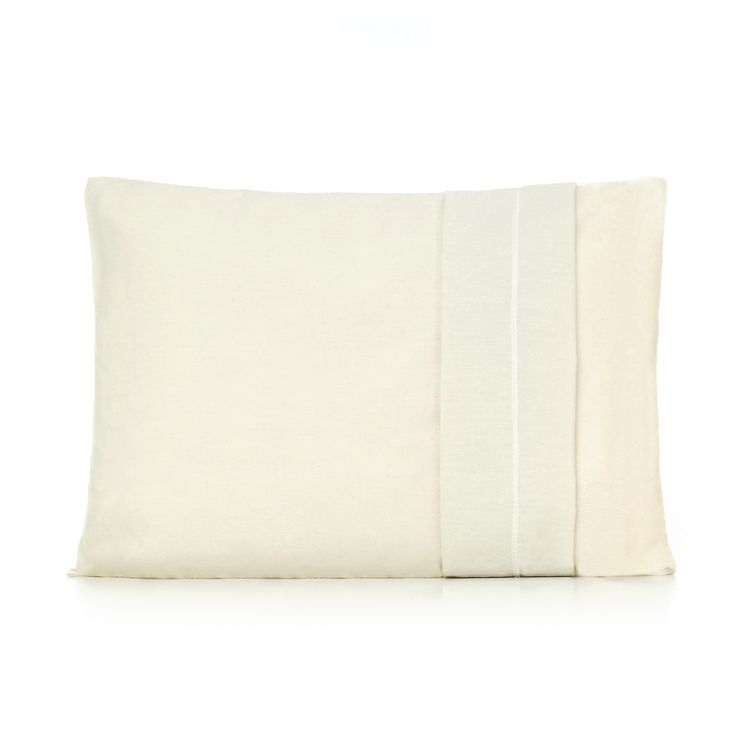 Kittrich My First Toddler Memory Foam Pillow With Matching Pillowcase