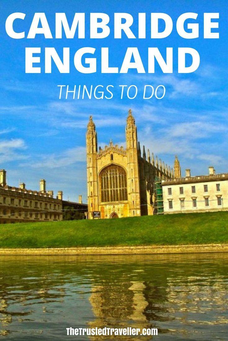 Kings College, Cambridge - Things to Do in Cambridge, England - The Trusted Traveller #Cambridge #England #UnitedKingdom #UK #Europe #Travel