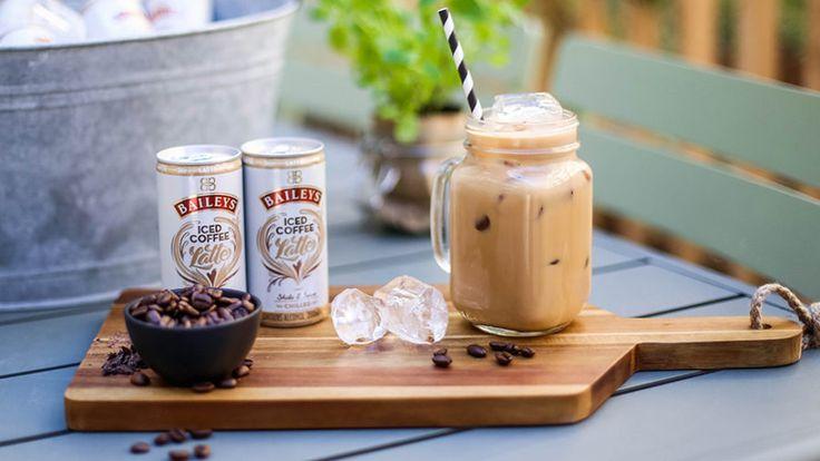 Baileys lanserar iskaffe lagom till sommaren!