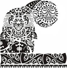 Картинки по запросу маори тату