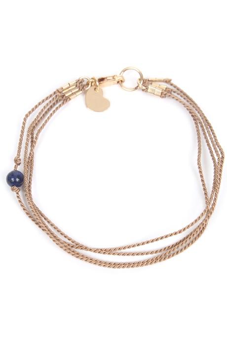 Petite Grand Silk Bracelet.