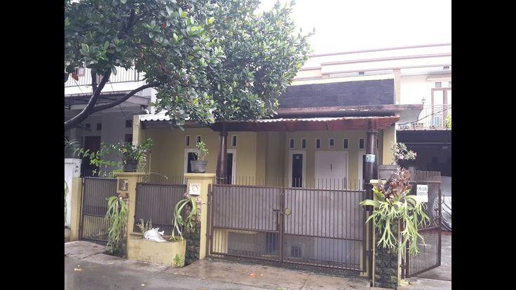 Dijual Rumah Cantik Minimalis Asri dan Strategis di Cileduk Indah 2 TANGSEL