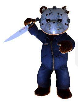 Jason Voorhies bear