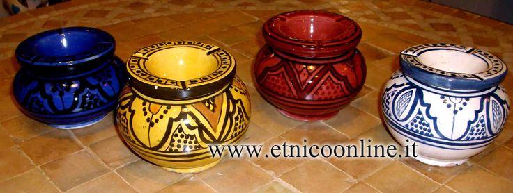 Posacenere Marocchino