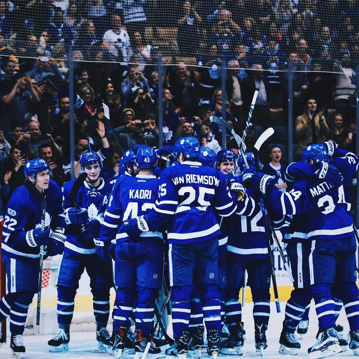 """15k Likes, 101 Comments - Toronto Maple Leafs (@mapleleafs) on Instagram: """"#StandWitness"""""""
