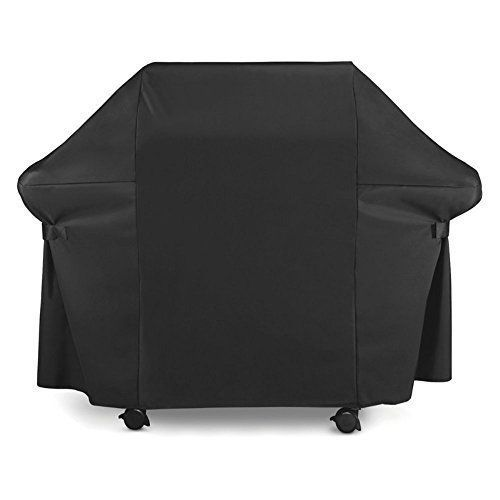 Keep Your Weber BBQ Grill Safe All Year Round with the Most Stylish Outdoor Gas Grill Cover! #BBQ #BBQLovers #Grill #GrillCover #Outdoor #Patio #Garden #Cooking #Party #Spring #Summer #TrillionChoicesShop