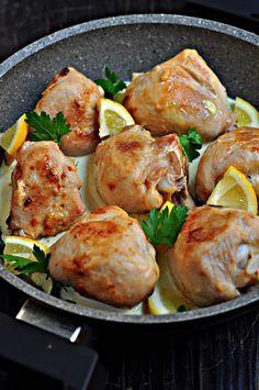 Limonlu Tavuk