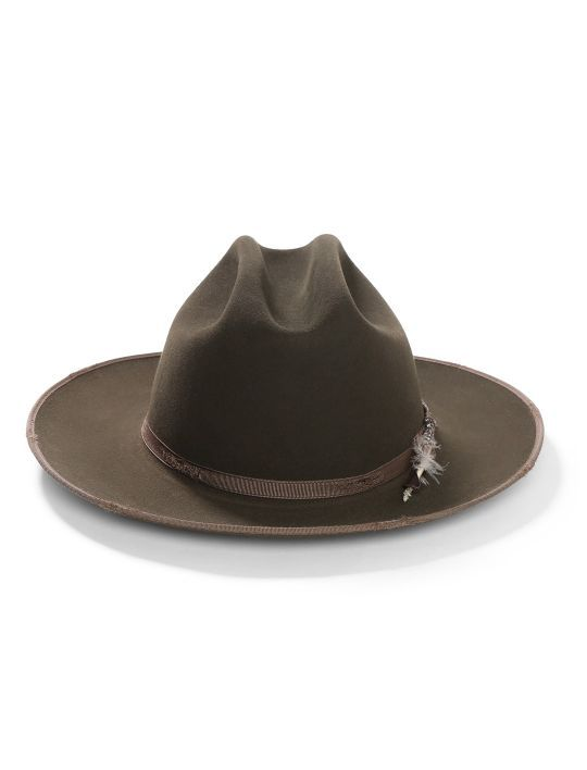 e5019cf57 Stetson - 1865 Distressed Open Road | Style in 2019 | Cowboy hats ...