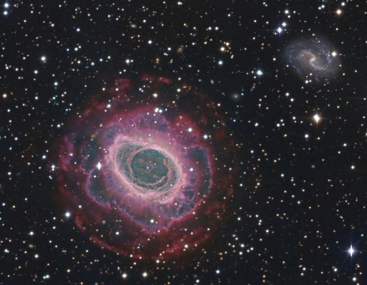 spiral planetary nebula - photo #16