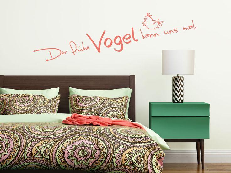 Más de 10 ideas increíbles sobre Wandtattoo für schlafzimmer en - wandtattoos fürs schlafzimmer