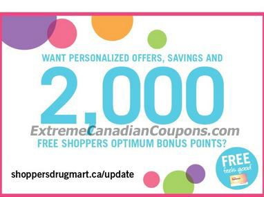 333 best free samples canada images on pinterest free samples shoppers free points fandeluxe Gallery