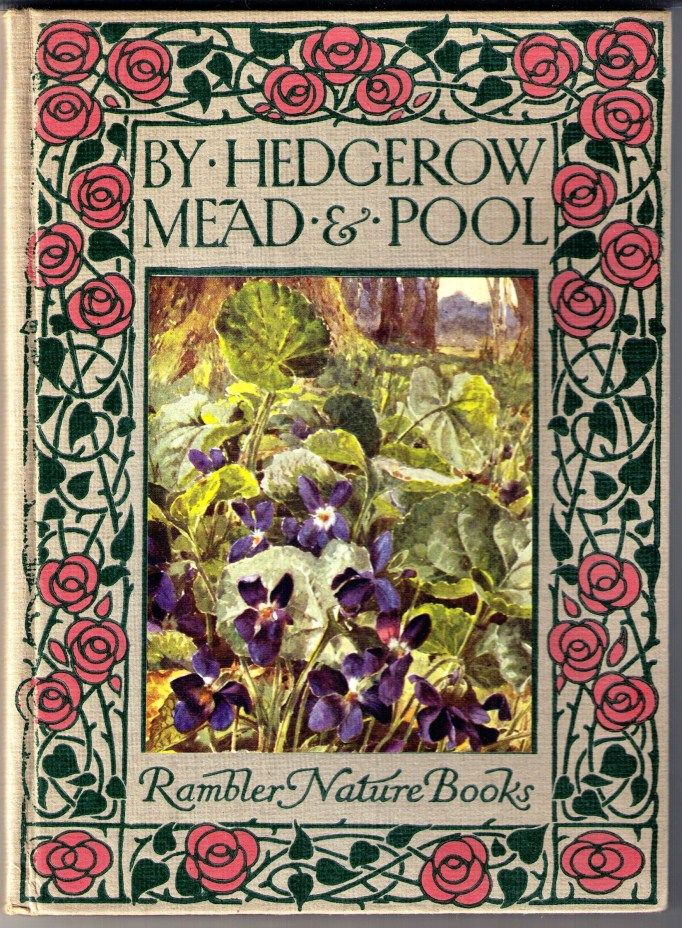 By Hedgerow Mead and Pool... Margaret Cameron   1929