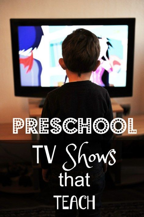 Preschool Television Shows that Teach: TV for Kids by This Little Home of Mine