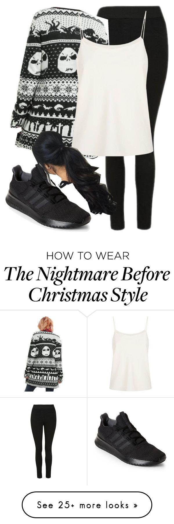 """""""Untitled #10470"""" by ace2114 on Polyvore featuring Disney, The Row and adidas"""