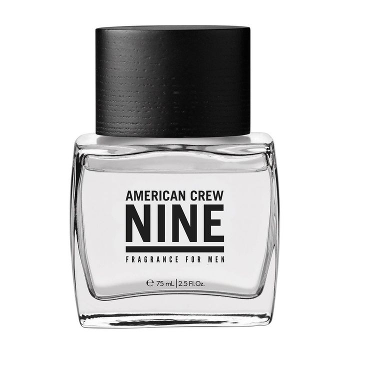 American Crew Nine Fragrance for Men 2.5 oz / 75 ml Warm fresh masculine scent #AmericanCrew
