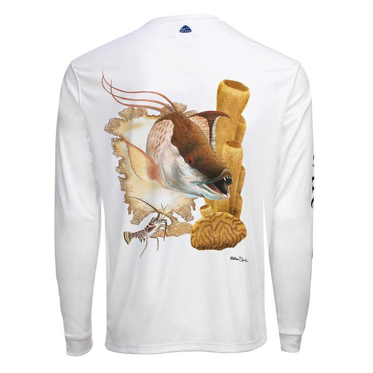 Men's OTP UV Shirt: Hogfish
