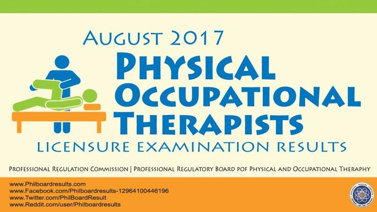 The complete list of passers in the August 2017 Physical Therapists (PT) Board Exam Result is shown below, Officially released by PRC online.