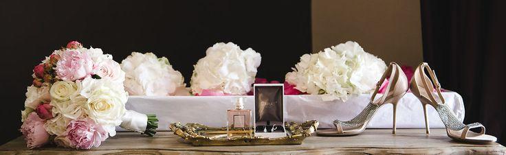 Beautiful Bridal Flowers by Joanna Carter Wedding Flowers