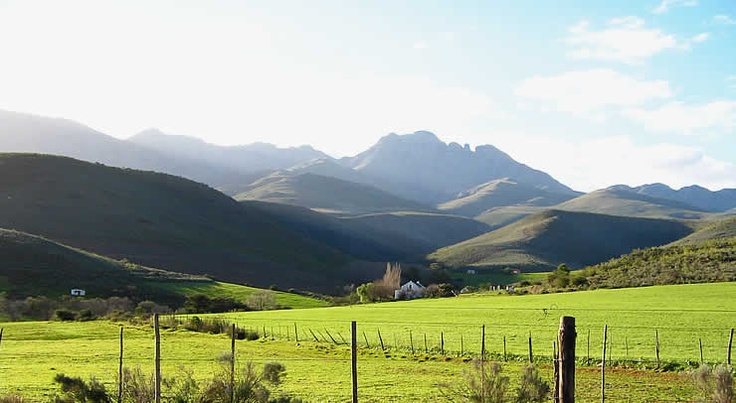 Kammanassie Mountains, Western Cape, South Africa