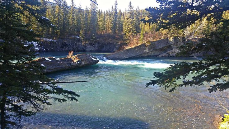 Kananaskis Country in western Alberta is a must visit. Full of beautiful rockies and rapids like the Widow Maker in this photo.