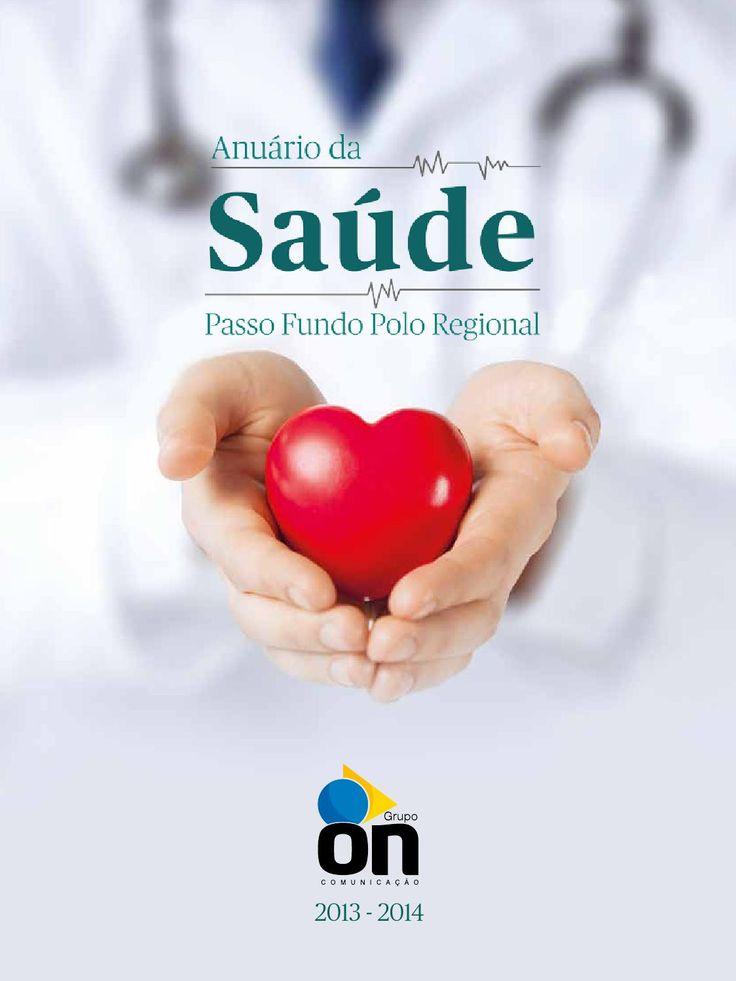 Design Editorial: Anuário da Saúde