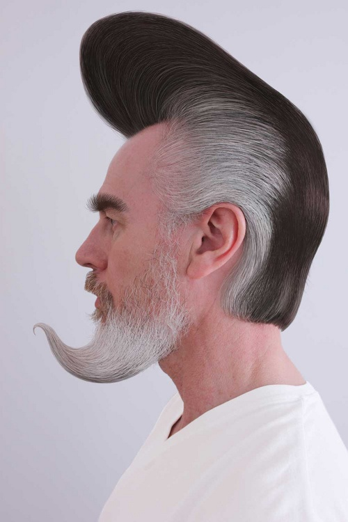 and you thought mullets were bad.