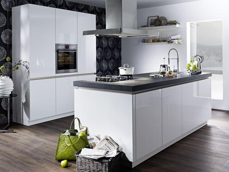 Keuken Superkeukens Sorrento kristalwit