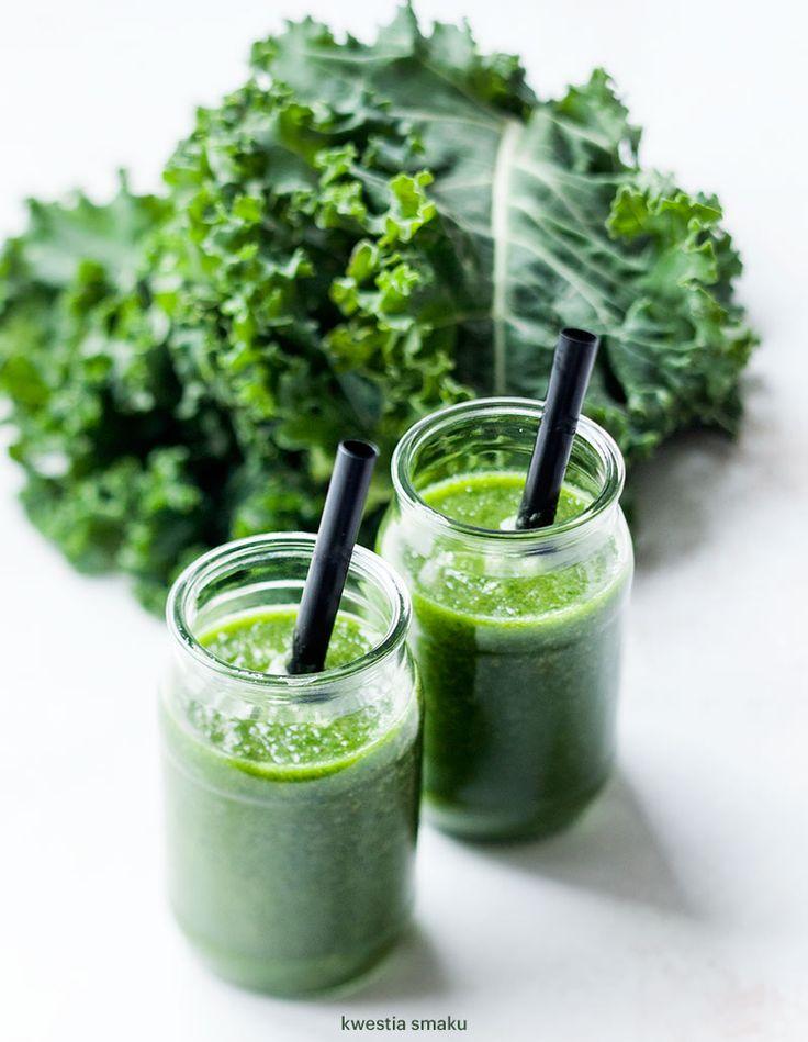 Kale & Apple Smoothie