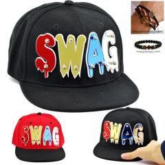 Aynalı Fleksi SWAG Yazılı Şapka Cap Erkek Kadın Modası Swag=Havalı