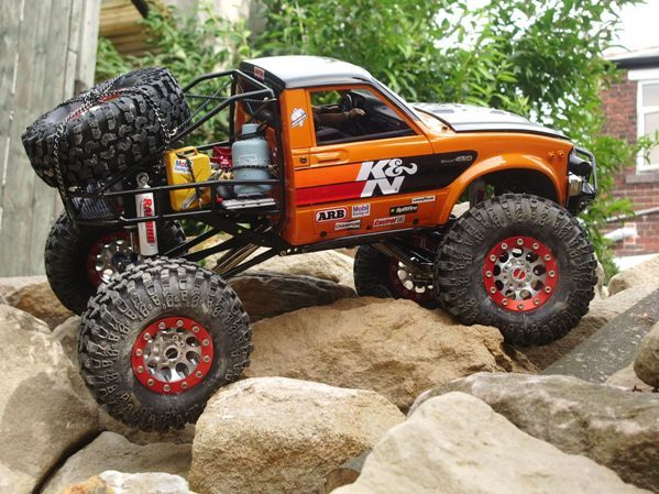 Boyer 1/10 Scale Truggy Kit