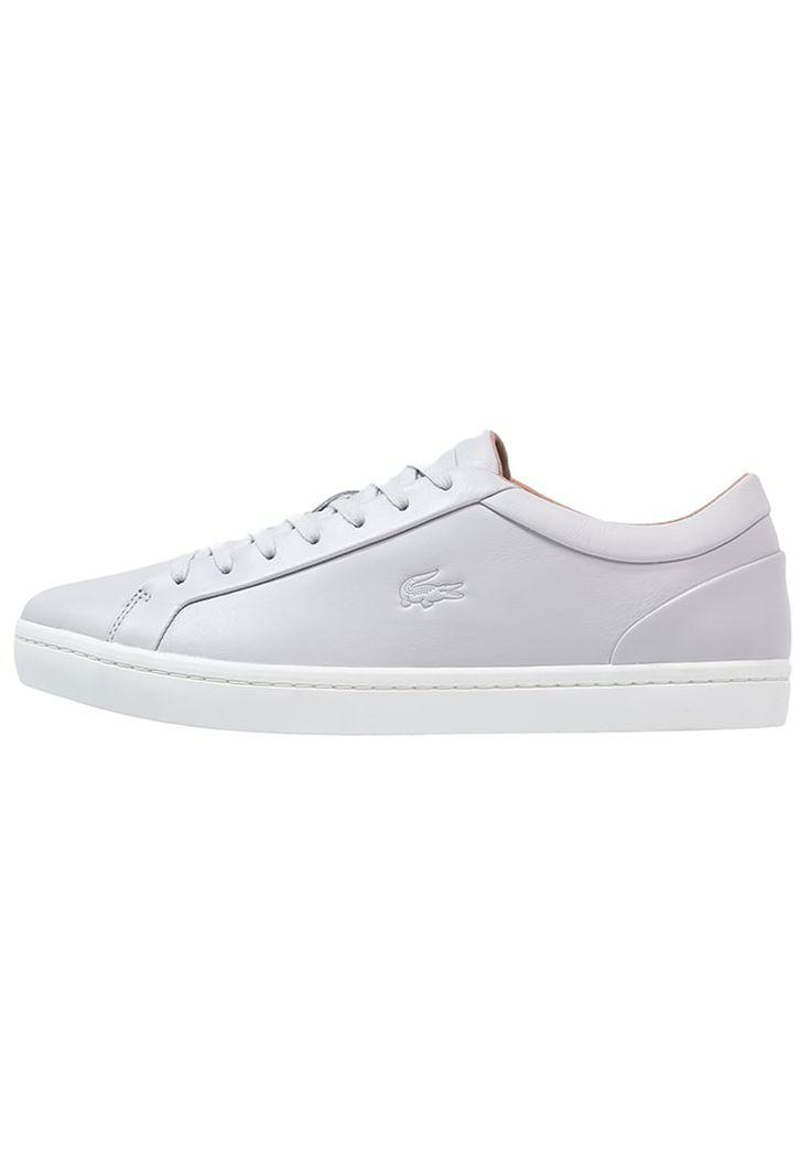 Lacoste STRAIGHTSET 117 1 CAM - Sneakers - light grey - Zalando.dk
