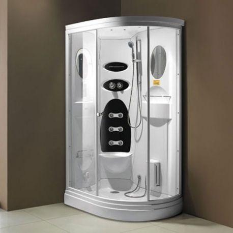 les 25 meilleures id es de la cat gorie cabine de douche. Black Bedroom Furniture Sets. Home Design Ideas