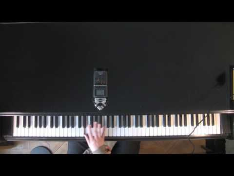 Otmar Binder: Piano Boogie Woogie Tutorial #11: Right Hand Only (in G) - YouTube