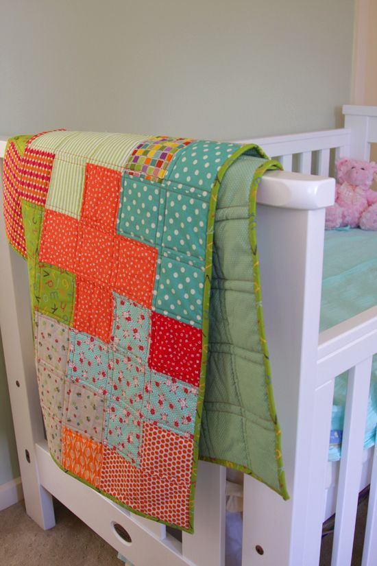 Free Cot Quilt Patterns For Babies Woodworking Projects Plans