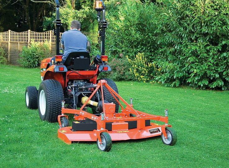Best Finish Mower For Tractor : Best images about turf magic on pinterest utility