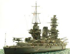 IJN battleship Fuso #3B